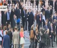 بث مباشر  فرنسا تحيي الذكرى السنوية لعيدها الوطني