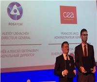 روساتوم ومفوضية الطاقة الذرية CEA تعززان التعاون في مجال الطاقة