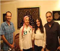 فيديو | رسالة هانيا الثانية مكرر أدبي لعمرو أديب ومنى الشاذلي