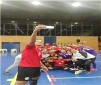 مصر تفوز بالبطولة الودية لكرة قدم الصالات في جنوب أفريقيا