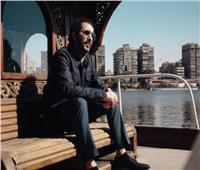 أحمد حلمي يواصل تصوير «خيال مآتة»