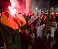 مقتل وإصابة 12 جزائريا خلال احتفالات التأهل لنهائي الكان 2019