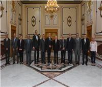 وزير الإنتاج الحربي يناقش مع «Trayal» الصربية أوجه التعاون المشترك