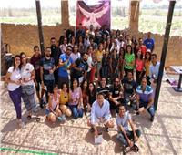الأنبا باخوم يشارك في مؤتمر «الأفوكاتو» الشباب الإيبارشي