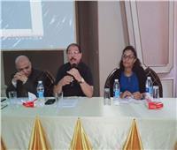 «المصرية للإبداع والتنمية» تشارك في ورشة «تحسين جودة العمل»