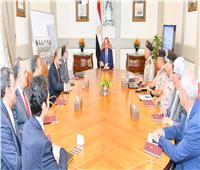 السيسي يطالب رئيس الهيئة الهندسية بأحدث الخدمات في العاصمة الإدارية