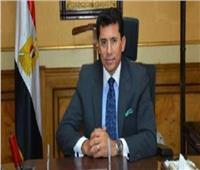 برلماني يتواصل مع صبحي لتكريم العميد سامح فؤاد بالمباراة النهائية الإفريقية