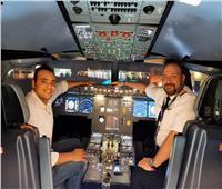 حكايات| بـ300 جنيه.. محرر «بوابة أخبار اليوم» يقود طائرة من القاهرة لدبي