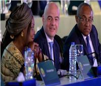 بمقاطعة تونسية| اجتماع عاصف لـ«الكاف» بحضور انفانتينو «فيديو»
