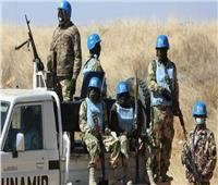 مسلحون مجهولون يقتلون أحد أفراد بعثة حفظ السلام بالأمم المتحدة