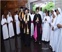اليوم ..بطريرك الكاثوليك يصل مصر بعد انتهاء زيارته الرعوية للهند