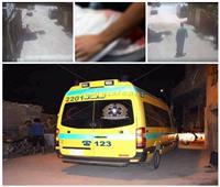 صور| تفاصيل جريمة «بشعة» في حلوان.. «سلخانة ومحرقة داخل بلوك 8»