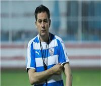 خالد جلال يعقد جلسة مع لاعبي الزمالك قبل انطلاق المران