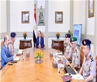 فيديو| الرئيس السيسي يشيد ببطولات وتضحيات رجال القوات المسلحة