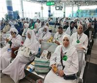 مصر للطيران تسير اليوم 8 رحلات إلى المدينة لنقل 2000 حاجًا