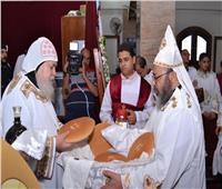 في عيده.. تدشين كنيسة الأنبا كاراس بقرية بناويط بسوهاج