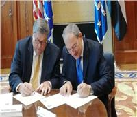 النائب العام يوقّع مع نظيره الأمريكي مذكرة تفاهم للتعاون القضائي