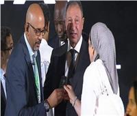 الخطيب يشارك في سحب قرعة تصفيات أمم إفريقيا 2021
