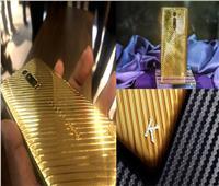 فيديو وصور| «شاومي» تطلق هاتفًا ذهبيا سعره 116 ألف جنيه