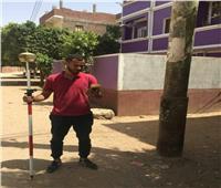 صور| بتكلفة 48 مليون جنيه.. الصرف الصحي يدخل قرى أبوتشت