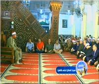 بث مباشر| شعائر صلاة الجمعة من مسجد السلطان الحنفي