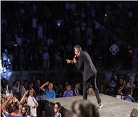 صور| عمر العبد اللات يتألق في مهرجان جرش بحضور جماهيري كبير