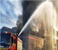 إصابات في انفجار بمصنع للغاز وسط الصين