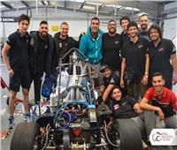 فريق بهندسة عين شمس يشارك في مسابقة «Formula Student»