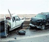 مصرع شخص وإصابة 4 آخرين في حادث تصادم بالبحيرة