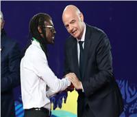 أمم إفريقيا 2019| السنغال تتسلم ميداليات المركز الثاني