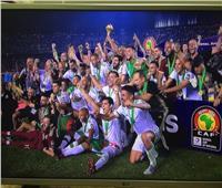 فيديو| مشجع جزائري: سنتوج بالبطولة ثلاث مرات متتالية مثلما فعلت مصر
