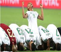 أمم إفريقيا 2019| المنتخب الجزائري يصل إلى مطار هواري بومدين