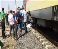 مصرع طالب بعد سقوطه من قطار في قنا
