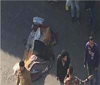 النيابة تصرح بدفن جثة شخص لقي مصرعه إثر سقوط سور عقار بدار السلام