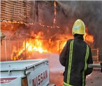 عاجل  وفاة 5 من أسرة واحدة في حريق منزل بعابدين