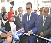 وزير التعليم العالي يشهد سلسلة افتتاحات كبرى بجامعة قناة السويس