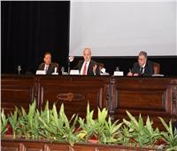 رئيس جامعة القاهرة: الدولة الوطنية هي المرتكز الآمن للمواطنين