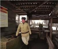شاهد| السياحة السوداء صناعة سوفيته في خطوط جوزيف ستالين العسكرية