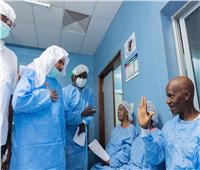 «العيسي» يدشن مشروعات إغاثية وتنموية في السنغال