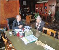 وزير الري يلتقي رئيس الأعلى للإعلام لمناقشة نشر الوعي بقضايا المياه