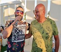 فيديو| أحمد سعد: أغنيتي المفضلة «بحبك يا صاحبي»