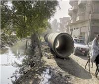 المنوفية: الإنتهاء من تنفيذ مشروع الصرف الصحي بتلوانة مركز الباجور
