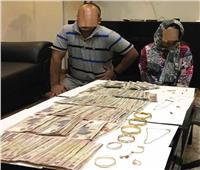 حبس خادمة وزوجها بتهمة سرقة شقة بالتجمع الخامس