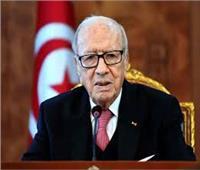 الرئيس التونسي يبحث مع وزير الدفاع الوضع الأمني على الحدود