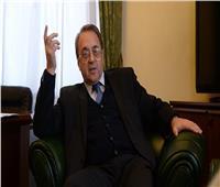 «بوجدانوف» يبحث مع عضو المجلس العسكري الانتقالي بالسودان التطورات في البلاد