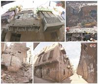 عمارات «على كف عفريت».. الموت تحت الأنقاض ينتظر الآلاف