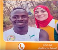 فيديو| نجم ليفربول يعتذر لصحفية مصرية بـ «سيلفي»