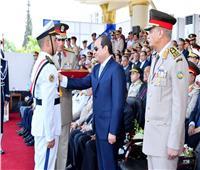 أوائل الكليات العسكرية: تعلمنا الشجاعة والانضباط ونتمنى الخدمة في سيناء