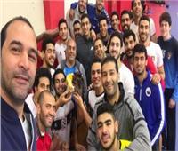 مفاجأة سارة من اتحاد اليد للاعبي منتخب الشباب بعد الفوز على فرنسا