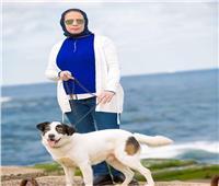صور| «يلا يخت» مبادرة إنسانية ترفيهية لإسعاد الكلاب في عرض البحر